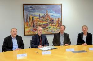 IBLA unterschreibt Kooperationsvereinbarung mit LIST